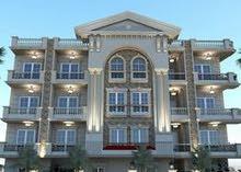 للبيع شقة بيت الوطن الشيخ زايد مساحة 250م