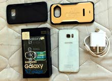 limited full edition of Samsung s7 edge full with box!!!!