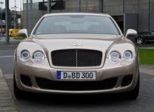 Front and Rear Parts for Bentley Flying Spur 2009 - 2012