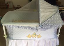» سرير أطفال - الدقيل