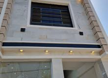 بنايه للبيع تشطيب جديد 90 متر في شارع مستشفى الطفل التجاري