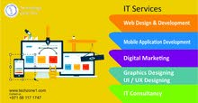 Step up in your business with IT Services