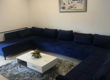شقة حداءق قرطاج هادئة