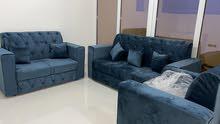 لونگ روم بالکل نیا سوفی سیٹ برائے فروخت۔   Living room sofa