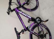 دراجة هوائية جديدة للبدل او للبيع
