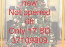 new Christmas tree not used