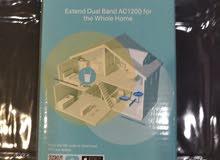TP Link AC1200 4G LTE Dual Band Extender - 125 SAR