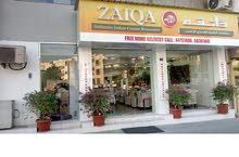 للبيع مطعم مختص بالأكلات الهندية والآسيوية