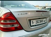 Used condition Mercedes Benz C 300 2003 with 10,000 - 19,999 km mileage