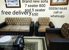 Available for sale in Abu Dhabi - New Sofas - Sitting Rooms - Entrances