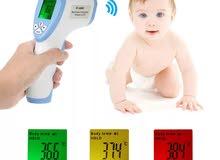 مقياس للحرارة للطفل .