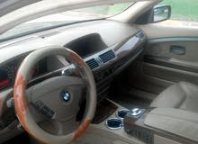 BMW 745 2008 for sale in Zliten