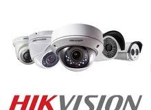 كاميرات من ماركة *HIKVISION*