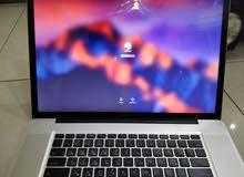 لابتوب macbook pro 2011