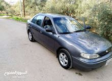 Grey Hyundai Accent 1996 for sale