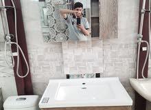مغاسل الحمامات  الطقم