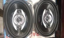 سماعات سيارة بيضاوي اصلية من الباشا اسيوط