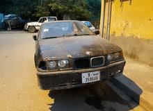 Manual Black BMW 1990 for sale