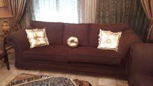 نب سبور لون  بني ثلاثية + ثنائية + 2 كرسي