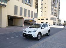 Toyota Rav4 / 2015 (Pearl)