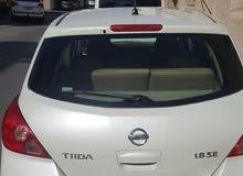 Nissan Tiida 2008 engine 1.8 hatchback