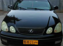 Used condition Lexus GS 2001 with 0 km mileage