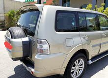 Mitsubishi Pajero in mint condition.
