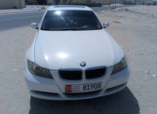 BMW 320 in Abu Dhabi