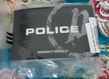 للبيع ساعة police