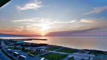 شقة مطلة على البحر للبيع في طرابزون تركيا