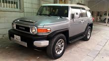 Toyota FJ Cruiser car is available for sale, the car is in  condition