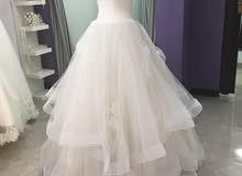فستان عرس جديد