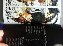 Death Note First 8 volumes. ( each book contains 2 volumes )
