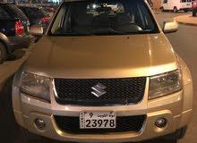 Gasoline Fuel/Power   Suzuki Vitara 2009