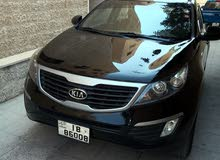 For sale 2012 Black Sportage