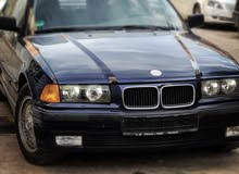 Blue BMW 318 1997 for sale