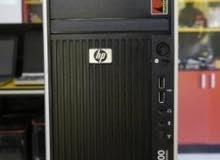 للجرافيك والرند HP Z400 XEON W3520 كاش 8 ميجا,اعلي من الكور I7