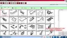 كتالوج قطع غيار سيارات ميتسوبيشي 2021  Mitsubishi ASA EPC Parts Catalogue All Re