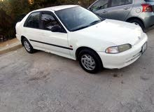 For sale 1995 White Civic