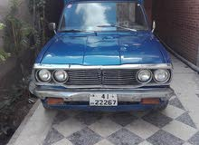 Manual Blue Toyota 1977 for sale