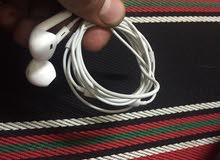 سماعات ايفون 7 اصلي كرتونة