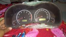 عداد سرعة ممتاز كرولا 2011  فانوس اشاره كارينز 2009 جديد 0570564287