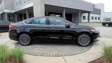 Ford Fusion 2018 - Used