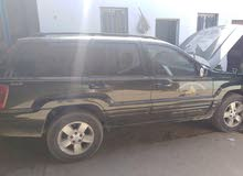 Jeep Cherokee 2003 For sale - Green color