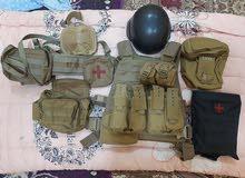 تجهيزات عسكرية جديدة