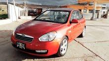 Orange Hyundai Accent 2010 for sale