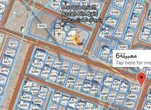 ارض في المعبيلة السادسة للبيع مقابل جامع عزان