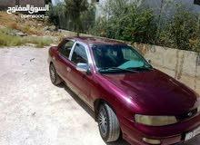 Maroon Kia Sephia 1997 for sale