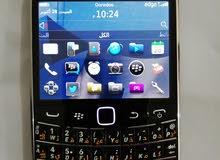 تليفون بلاك بيري 9900 نظبف جدا بدون اغراض شاشه تاتش