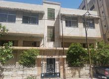 منزل مستقل للبيع اربد شارع فلسطين